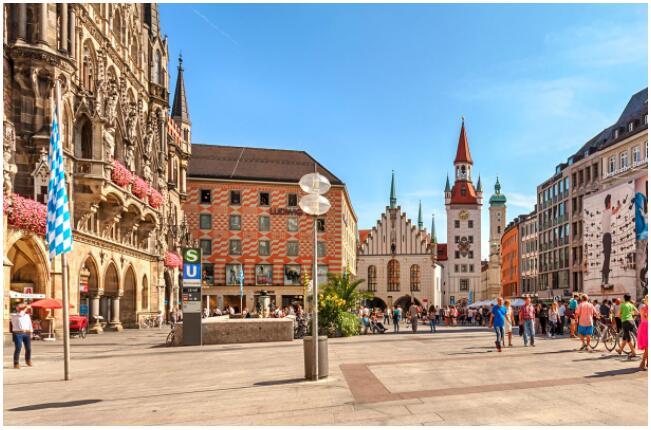 During your Munich city break