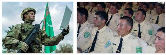 Turkmenistan Social Security