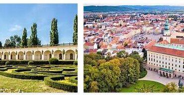 Kroměříž Castle and Park (World Heritage)