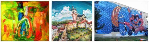 Slovak Arts